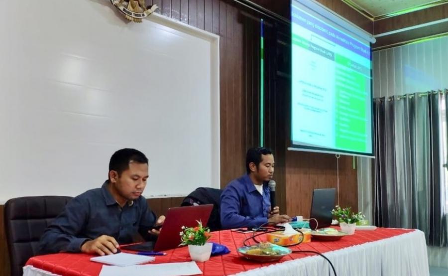 Lembaga Penjaminan Mutu UNIMUDA Sorong Adakan Sosialisasi IAPS 4.0