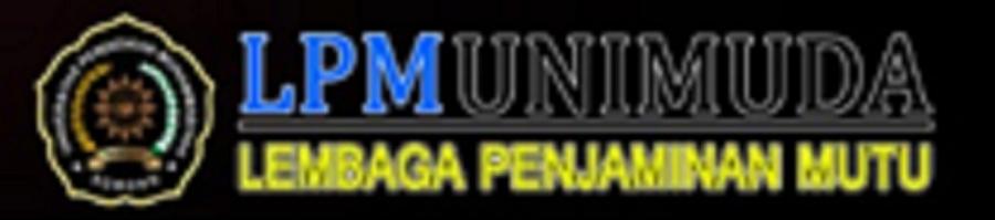 SURVEY KEPUASAN MAHASISWA TERHADAP UNIV. PENDIDIKAN MUHAMMADIYAH (UNIMUDA) SORONG GANJIL 2020/2021